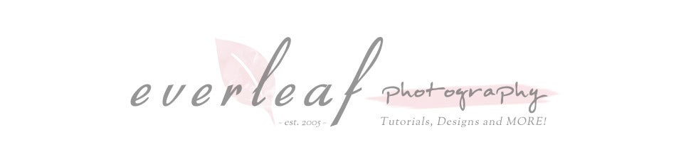 Everleaf Photography - Tutorials, Designs and MORE!