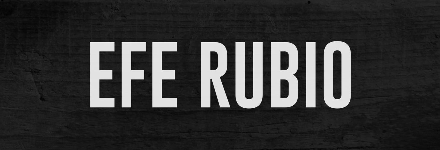 EFE RUBIO Home