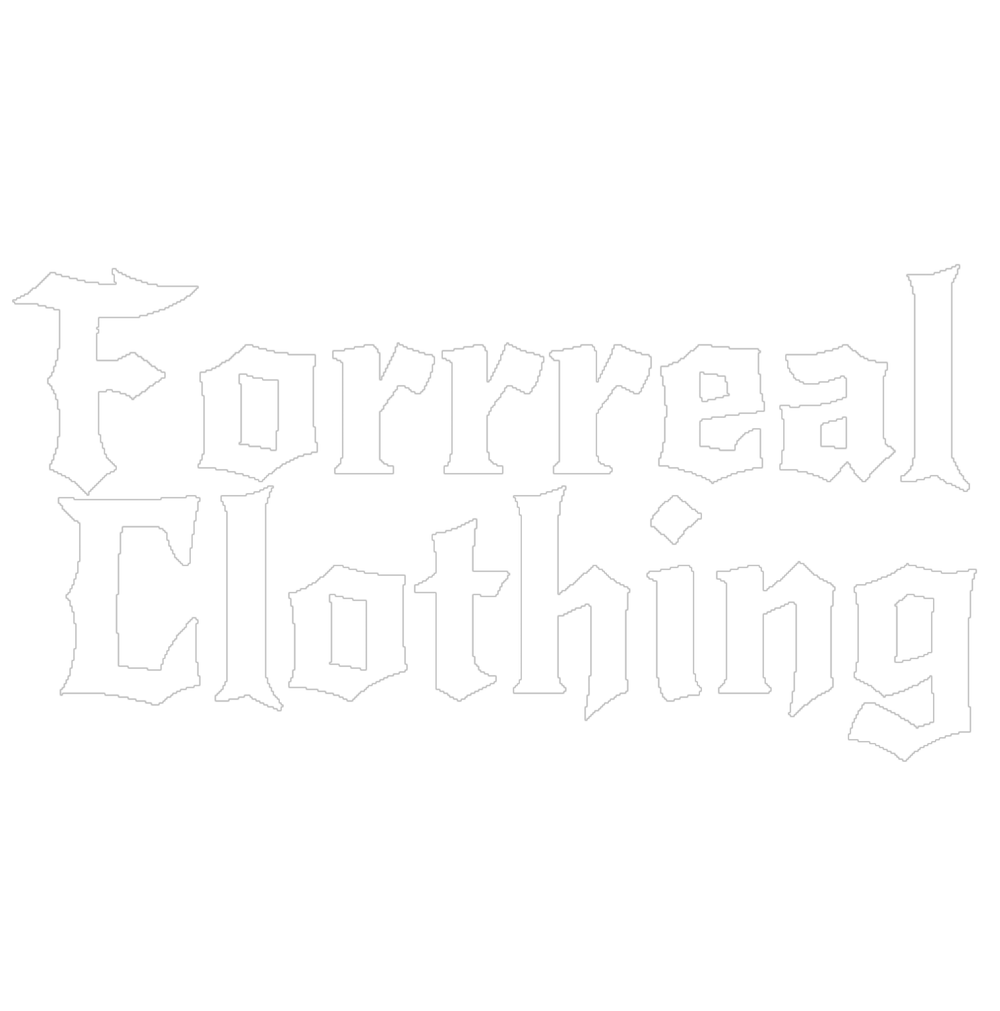 forrreal clothing co. Home