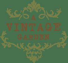 A Vintage Garden Home