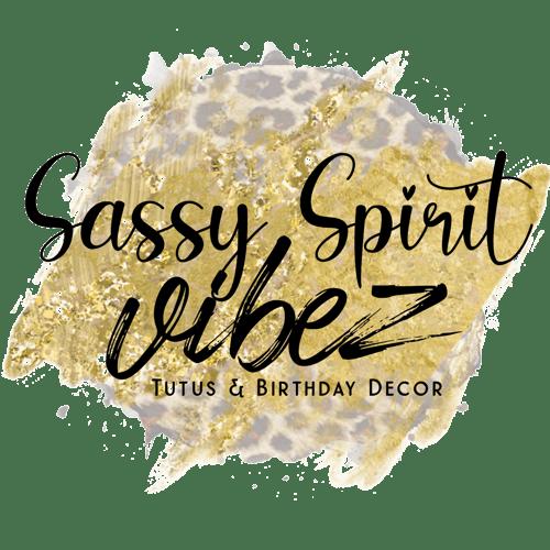 Sassy Spirit Vibez Tutus