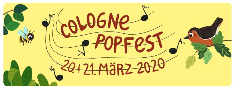 Cologne Popfest Home