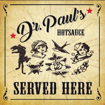 DR PAULS HOTSAUCE