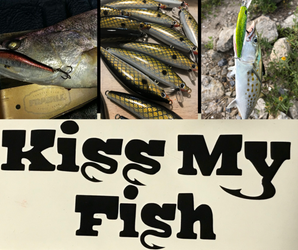 Kiss My Fish Lures