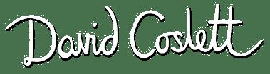 David Coslett | Official Online Store