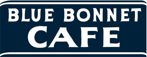 Blue Bonnet Cafe Home