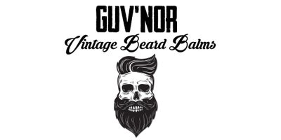Guv'nor Vintage Beard Balms Home