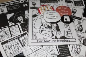 Feral Publication Zines Home