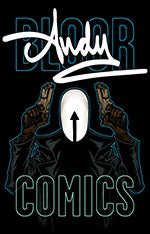 Andy Bloor Comics