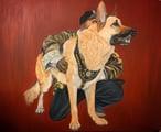 Lobo Reincarnated - Artist Nayana