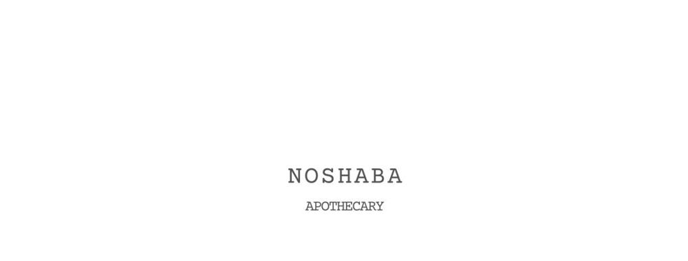 NOSHABA APOTHECARY