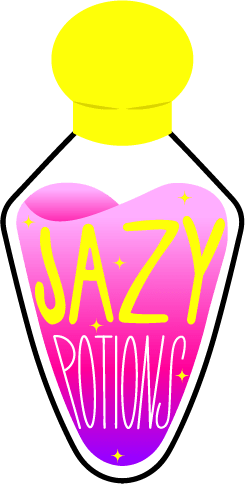 JAZY Potions Home
