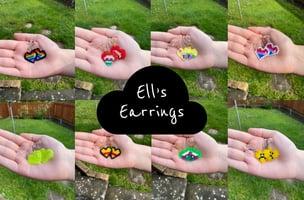 Ell's Earrings Home