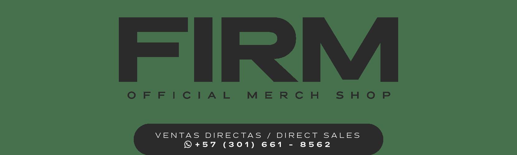 FIRM Shop