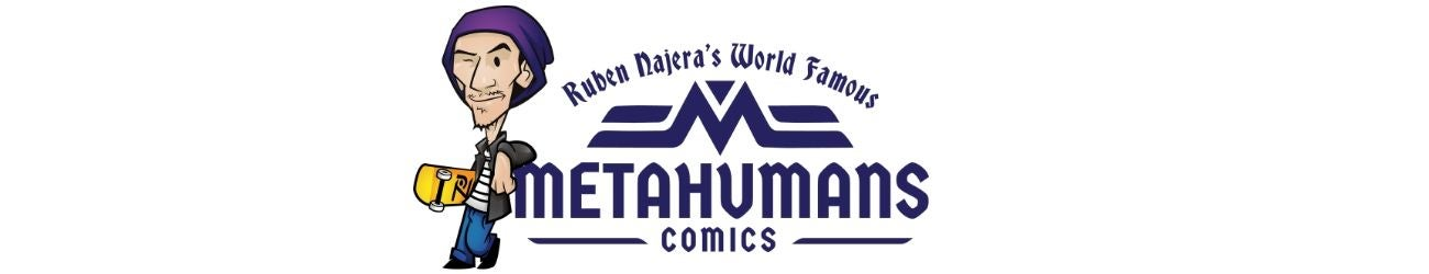 Metahumans Comics