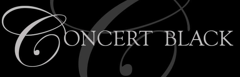 Concert Black Home