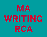 MA Writing / RCA