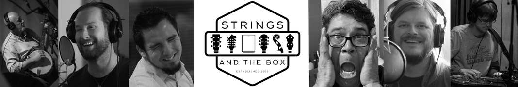 Strings And The Box Home