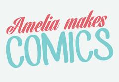 Amelia Makes Comics