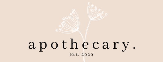 The Apothecary Co.  Home