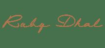 Ruby Dhal