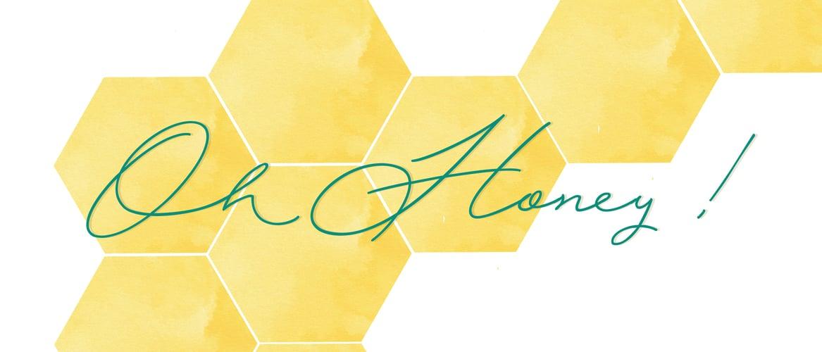 Oh Honey! Handmade Beeswax Wraps
