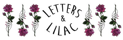Letters & Lilac