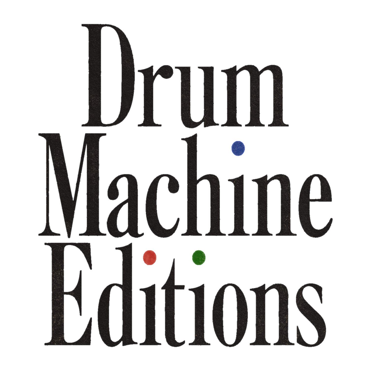 Drum Machine Editions