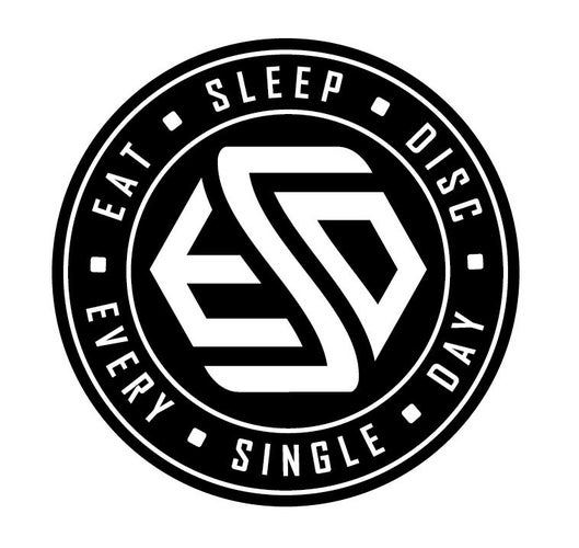 Eat Sleep Disc Home