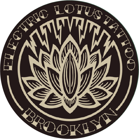 Electric Lotus Tattoo