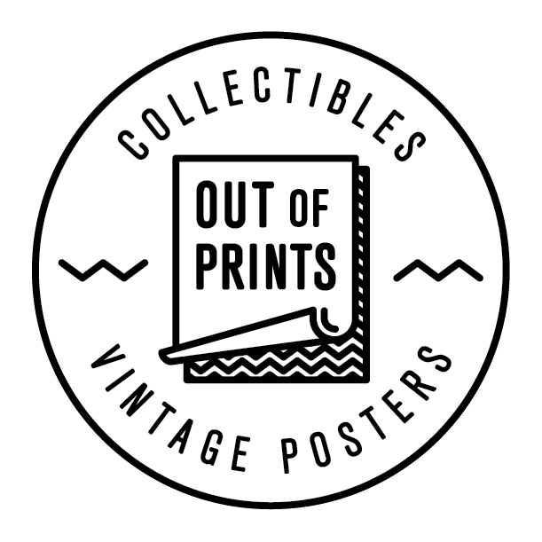 Out Of Prints | Vintage Orginal Prints and Poster Home