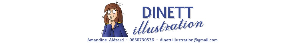 Dinett Illustration Home