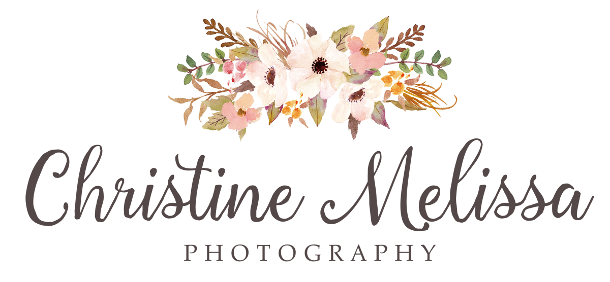 Christine Melissa Photography Session Signup Home