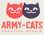 Army of Cats Creative Studio Shop