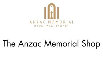 Anzac Memorial Shop Home