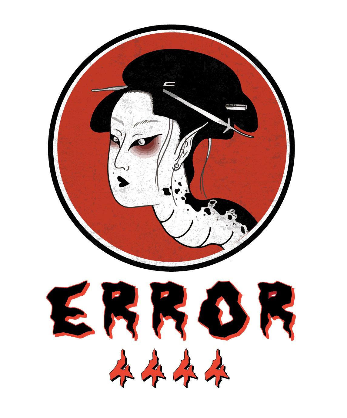 Error 4444 Home