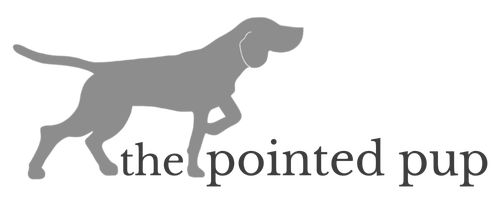 the pointed pup Home