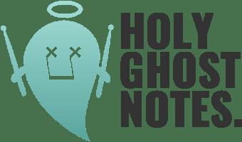 holyghostnotes Home
