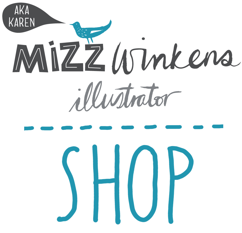 Mizz Winkens Illustrator Home