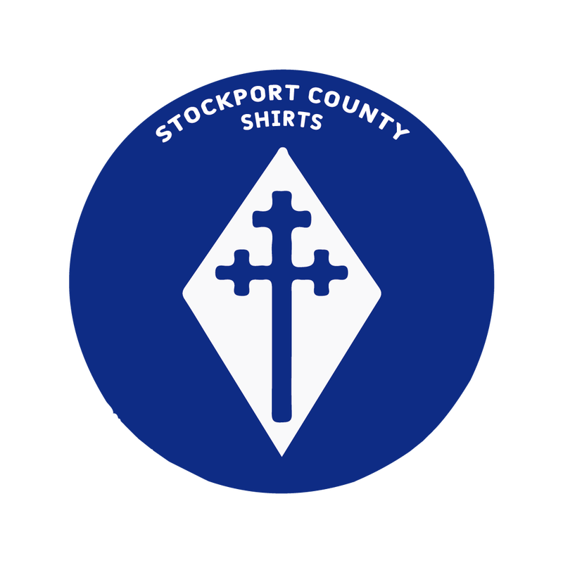 Stockport County Shirts Home
