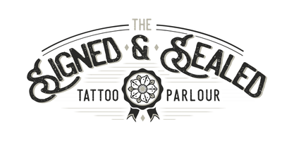 Signed and Sealed Tattoo Parlour