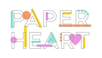 Paper Heart Stationery Home