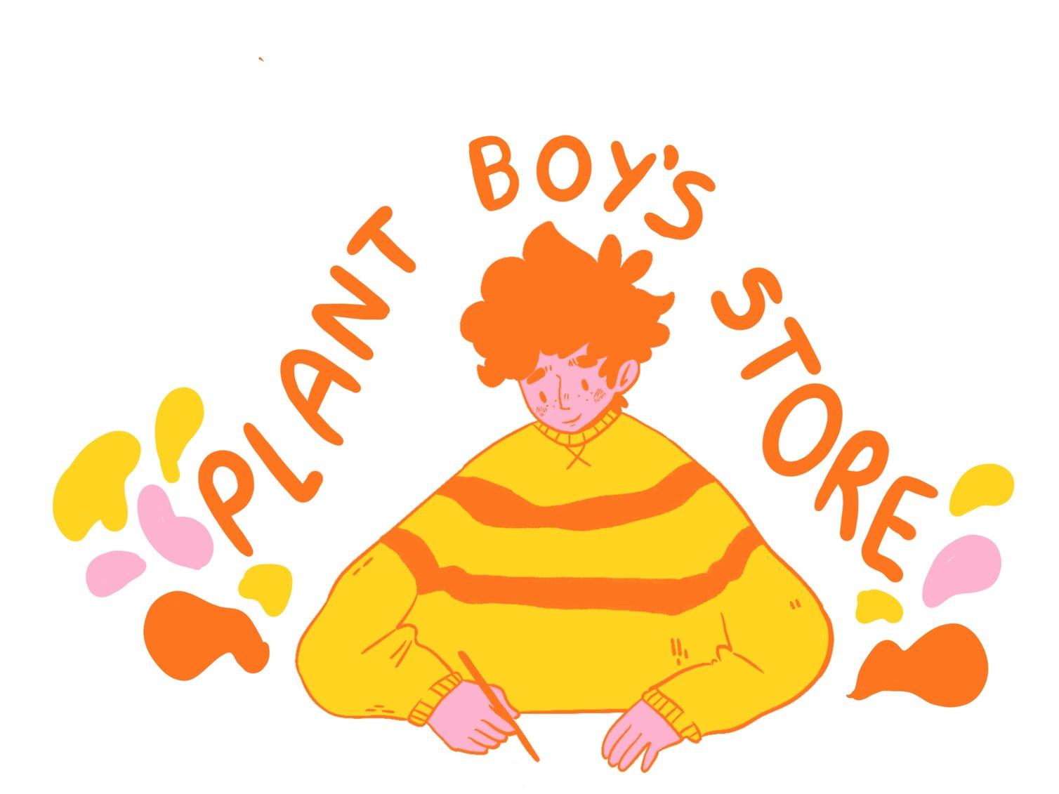 PlantBoy Home