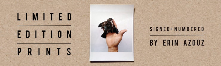Limited Edition Photographs by Erin Azouz