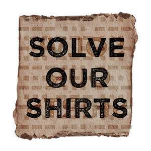 Solve Our Shirts Home