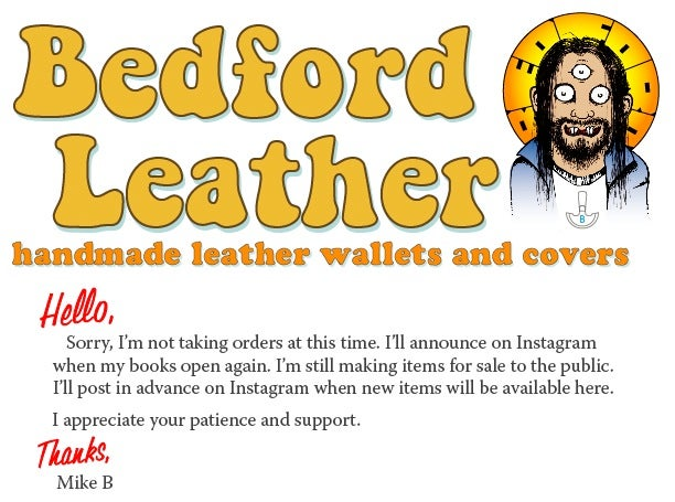 Bedford Leather