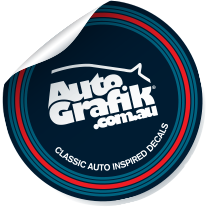 Auto Grafik Decals