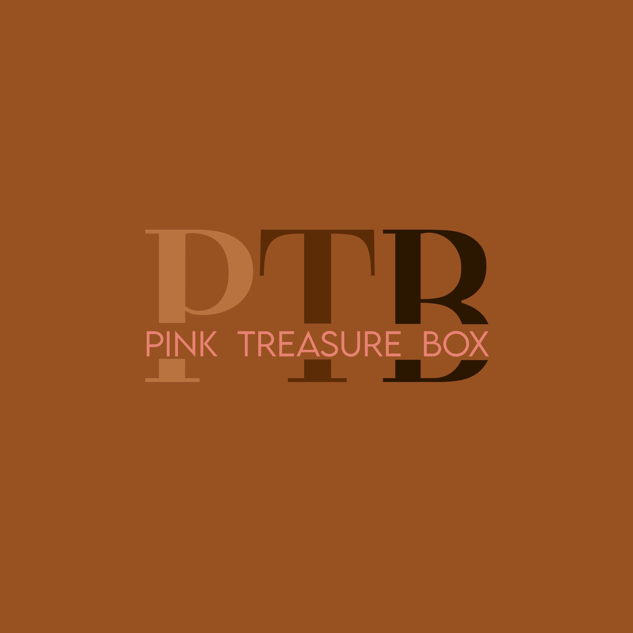 Pink Treasure Box