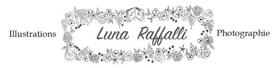 Luna Raffalli Illustrations/Photographies Home