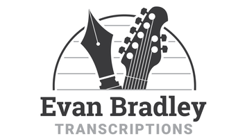 Evan Bradley Transcriptions Home